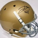 Ian Book Autographed Signed Notre Dame Fighting Irish FS Helmet PSA