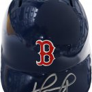 David Ortiz Signed Autographed Boston Red Sox Game Mini Helmet GLOBAL