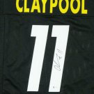 Chase Claypool Autographed Signed Pittsburgh Steelers Jersey BECKETT