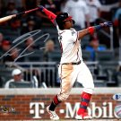 Ronald Acuna Jr Autographed Signed Atlanta Braves 8x10 Photo BECKETT