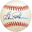 Gorman Thomas Brewers Autographed Signed Baseball BECKETT