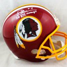Joe Theismann Autographed Signed Washington Redskins FS Helmet JSA