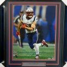 Julian Edelman Patriots Autographed Signed Framed 16x20 SB 53 Photo BECKETT