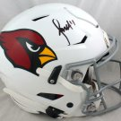 Larry Fitzgerald Autographed Signed Arizona Cardinals Proline Helmet BECKETT