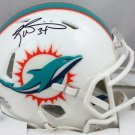 Ricky Williams Autographed Signed Miami Dolphins Mini Helmet BECKETT