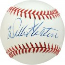 Willie Horton Detroit Tigers Signed Autographed Baseball BECKETT