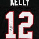 Jim Kelly Autographed Signed Houston Gamblers Jersey JSA