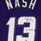 Steve Nash Autographed Signed Phoenix Suns Jersey GLOBAL
