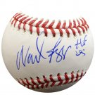 Wade Boggs Red Sox Autographed Signed Baseball JSA