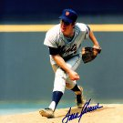 Tom Seaver Signed Autographed 8x10 Mets Photo BECKETT