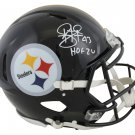 Troy Polamalu Autographed Signed Pittsburgh Steelers FS Proline Helmet BECKETT