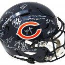 1985 Chicago Bears Team (28) Signed Autographed FS Proline Helmet SCHWARTZ
