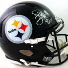 Troy Polamalu Autographed Signed Pittsburgh Steelers FS Proline Helmet BECKETT
