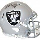 Charles Woodson Autographed Signed Oakland Raiders Proline Helmet JSA