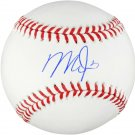 Mike Trout Angels Signed Autographed Official Baseball MLB
