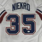 Phil Niekro Autographed Signed Atlanta Braves Jersey JSA