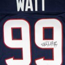 JJ Watt Autographed Signed Houston Texans Jersey JSA