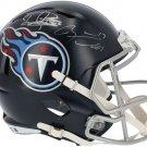Ryan Tannehill & Derrick Henry Autographed Signed Tennessee Titans FS Helmet FANATICS