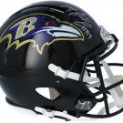 Mark Andrews Autographed Signed Baltimore Ravens Speed Proline Helmet FANATICS