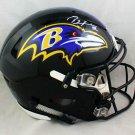 Ray Lewis Autographed Signed Baltimore Ravens Speedflex Proline Helmet BECKETT