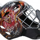 New Jersey Devils 2000 Stanley Cup Champs Team (20 Sigs) Autographed Signed Goalie Mask FANATICS