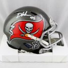 Devin White Signed Autographed Tampa Bay Buccaneers Mini Helmet BECKETT