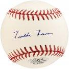 Freddie Freeman Braves Autographed Signed Baseball BECKETT