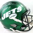 Curtis Martin Autographed Signed New York Jets FS Speed Helmet PSA