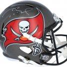 Tom Brady Autographed Signed Tampa Bay Buccaneers Proline Speed Helmet FANATICS