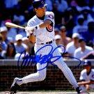 Ryne Sandberg Signed Autographed Chicago Cubs 8x10 Photo SCHWARTZ
