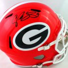 Champ Bailey Autographed Signed Georgia Bulldogs FS Helmet BECKETT