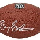 Barry Sanders Lions Autographed Signed FS NFL Football SCHWARTZ