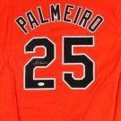 Rafael Palmeiro Autographed Signed Baltimore Orioles Jersey JSA