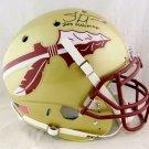Jameis Winston Autographed Signed Florida State Seminoles FS Proline Helmet JSA
