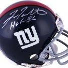 Fran Tarkenton Autographed Signed New York Giants Mini Helmet FANATICS