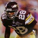 Darrell Green Autographed Signed Washington Redskins 16x20 Photo JSA