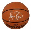 Larry Bird Celtics Autographed Signed Spalding Basketball BECKETT