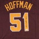 Trevor Hoffman  Signed Autographed San Diego Padres Jersey JSA