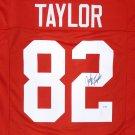 John Taylor Autographed Signed San Francisco 49ers Jersey PSA