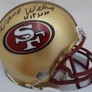 Dave Wilcox Autographed Signed San Francisco 49ers Mini Helmet BECKETT