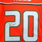Ed Reed Autographed Signed Miami Hurricanes Jersey BECKETT