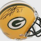 Charles Woodson Autographed Signed Green Bay Packers Mini Helmet FANATICS