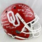 Brian Bosworth Autographed Signed Oklahoma Sooners FS Proline Helmet BECKETT