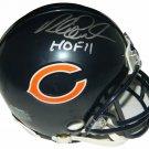 Richard Dent Signed Autographed Chicago Bears Mini Helmet SCHWARTZ