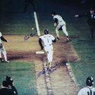 Mookie Wilson & Bill Buckner Mets Red Sox Autographed Signed 16x20 Photo STEINER