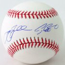 Craig Biggio & Jeff Bagwell Astros Signed Autographed Official Baseball TRISTAR