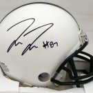 Pat Freiermuth Autographed Signed Penn State Nittany Lions Mini Helmet BECKETT