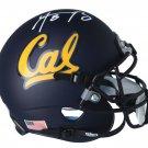 Aaron Rodgers Autographed Signed California Golden Bears Mini Helmet FANATICS
