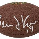 Bernie Kosar Browns Autographed Signed NFL Football SCHWARTZ