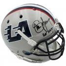 Steve Young Autographed Signed LA Express USFL Proline Helmet RADTKE